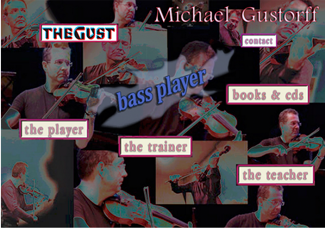 Michael Gustorff Violinplayer
